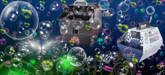 Cho thuê máy phun bong bóng, cho thuê máy tạo bong bóng